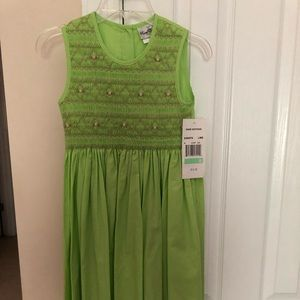 New with tags girls summer dress